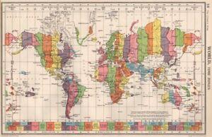 World time zones uk ireland spain france on same zone image is loading world time zones uk ireland spain amp france gumiabroncs Images