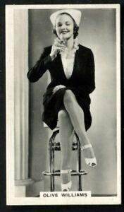 Tobacco-Card-Ardath-PHOTOCARDS-FILM-ETC-GROUP-M-Standard-1939-Olive-Williams