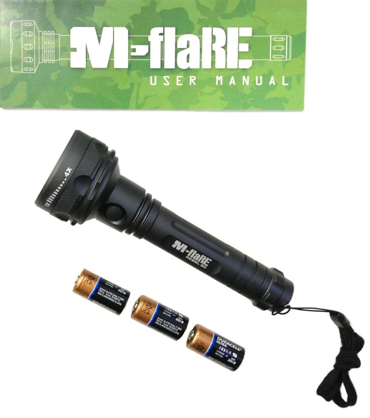 Neiko 500 Lumens 3 SUPER LED Flashlight   40422  wholesale prices