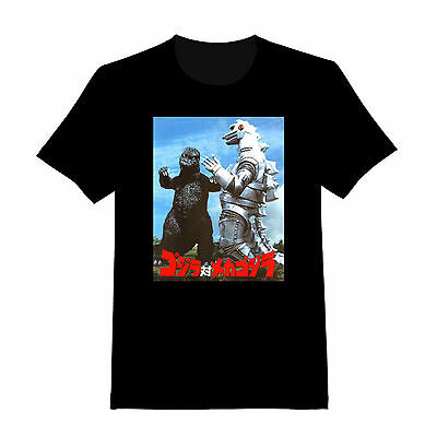Godzilla vs Mechagodzilla #3 - Custom Adult T-Shirt (179)
