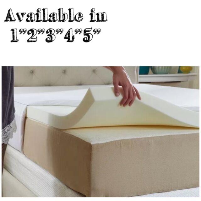 Materassi Ortopedici Memory Foam.Materasso Memory 90x200 Singolo Ortopedico 7 Zone Sfoderabile