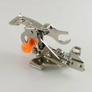 1PC-NEW-Sewing-Machine-Wrinkle-Presser-Foot-for-Brother-Janome-Singer