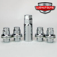 Wheel Locks For Nissan Factory Alloy Wheels 12x1.25 Locking Lug Nut Set