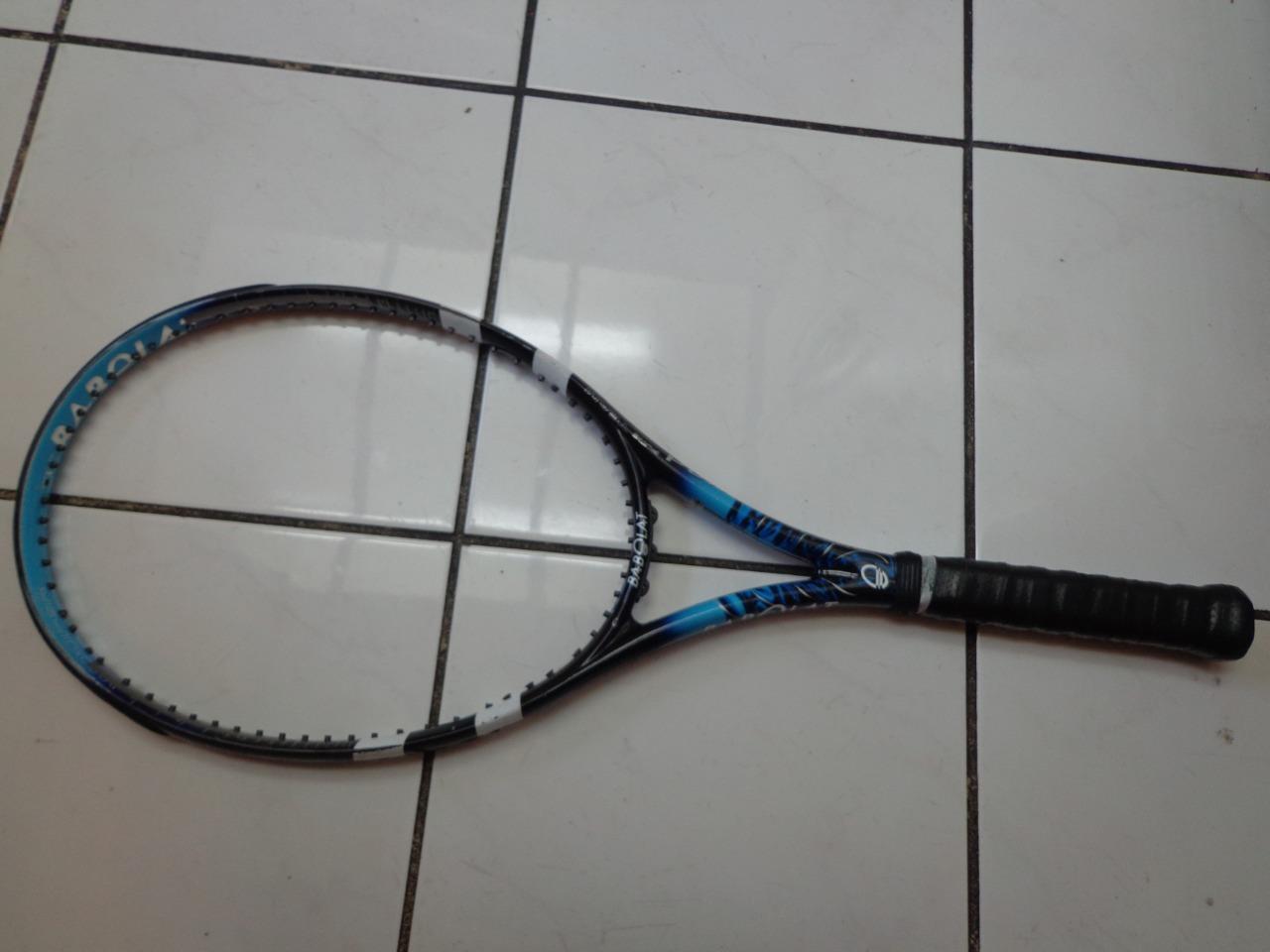Babolat Pure Unidad Equipo Original con curvas y  giros Plus 27.5 100 4 3 8 Agarre Tenis Raqueta  el mas reciente
