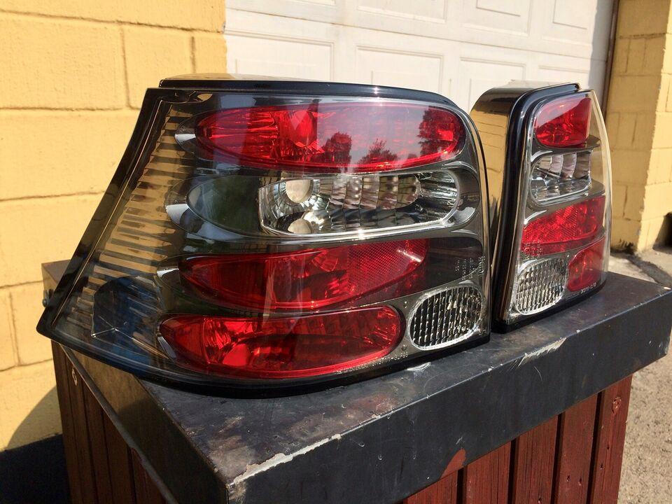 Lygter, VW Golf IV (4) Baglygter, VW Golf IV (4)