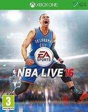 NBA live 16 XBOX ONE * nouveau scellé pal *