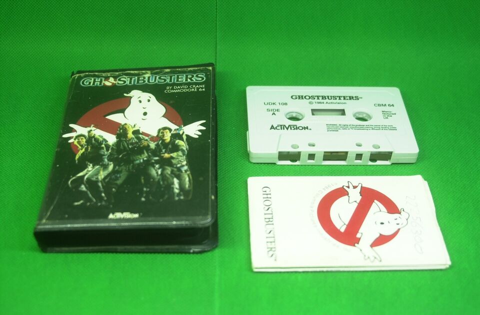 Ghostbusters, MSX