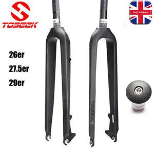 26-27-5-29-034-Mountain-Bike-Carbon-Fibre-Disc-Brake-Rigid-MTB-Fork-Bicycle-1-1-8-034