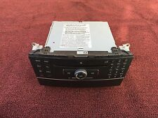 MERCEDES GLK250 GLK350 X204 GPS NAVIGATION GPS RADIO CD PLAYER CD CHANGER