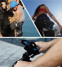 LUNATIK TAKTIK inspired Metal Gorilla Glass Shock Proof Case For iPhone 6s black