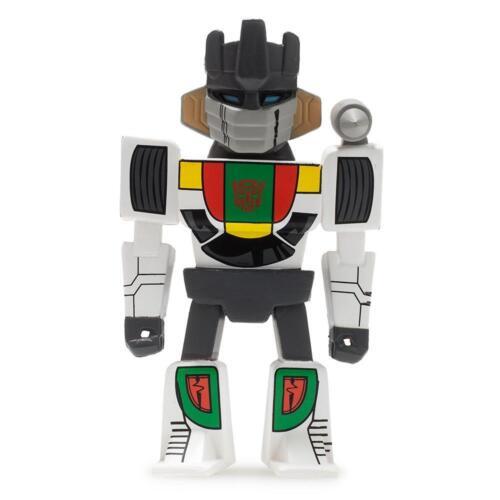 Wheeljack G.I Joe 3-Inch Vinyl Mini-Figure Kidrobot Transformers VS