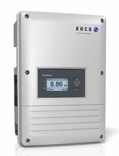 KACO New Energy GmbH BluePlanet 10.0 tl3 photovoltaïque-INVERTER NEUF /& neuf dans sa boîte