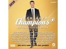 Artikelbild VARIOUS - Schlagerchampions 2020 - Das Grosse Fest Der Besten - (CD)