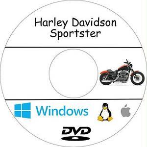 manuale officina harley davidson sportster assistenza e rh ebay it
