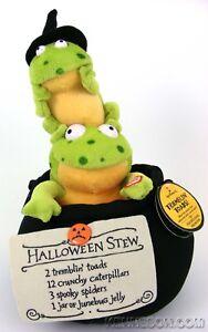 Tremblin Toads Hallmark Halloween Movement & Sound 2008