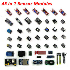 45-in-1-Sensor-Modules-Starter-Kit-DIY-for-Arduino-Upgrade-Sensor-Kit