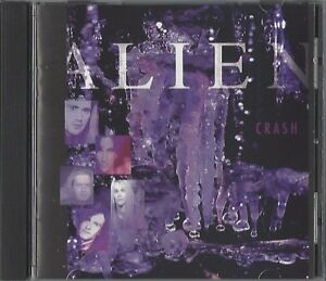 ALIEN-CRASH-NEW-CD-NEU