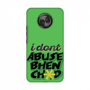 e9dd29203214 I Dont Abuse! HARD Protector Case Snap On Slim Phone Cover Accessory ...