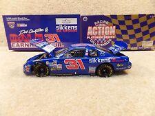 New 1997 Action 1:24 Diecast NASCAR Dale Earnhardt Jr #31 Sikkens CW Monte Carlo