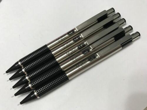 Zebra M-301 Stainless Steel 0.5 mm Mechanical pencil x 5 pcs violet barrel