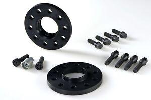 Eibach ABE Spurverbreiterung Schrauben 30 mm pro Achse für AUDI A4 Avant 8K5,