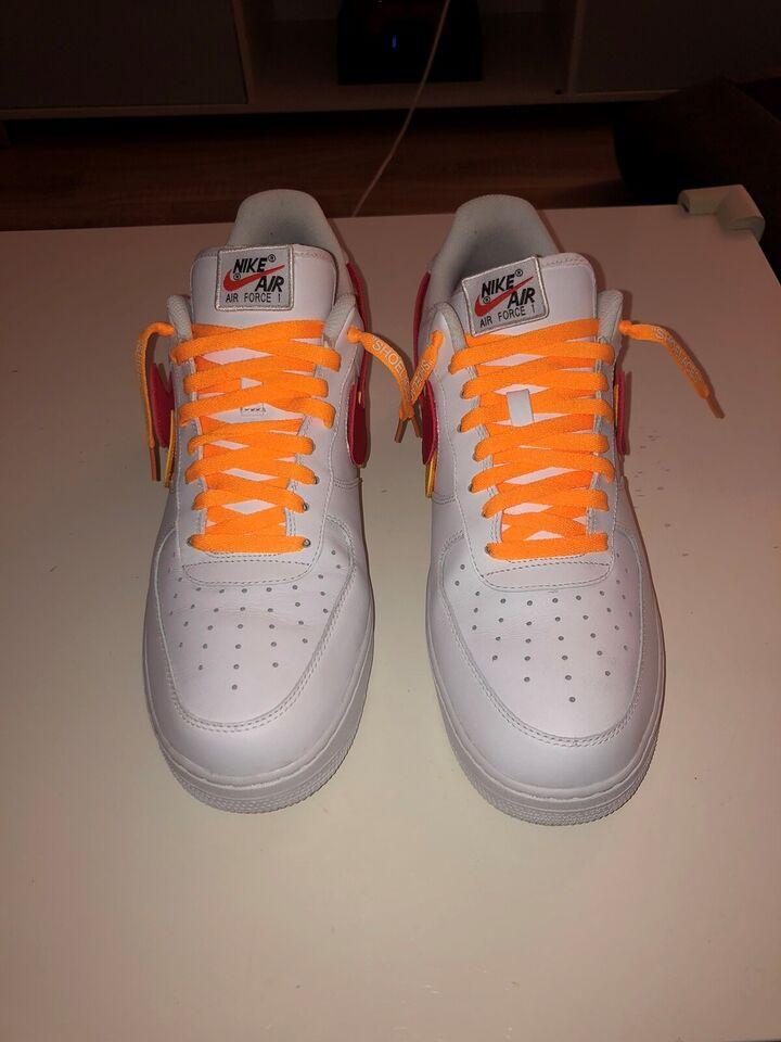 Sneakers, Nike, str. 48, Hvid, Ubrugt, Nike air