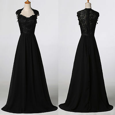 PLUS SIZE Formal Evening Cocktail Ball Gowns Party Prom Long Masquerade Dresses