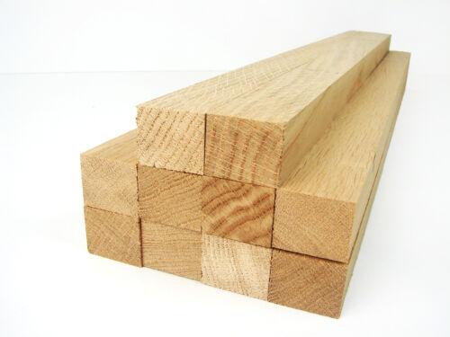 10 Rechteckleisten Eiche 30x35mm versch Längen Holzleisten Holzleiste 7,00€//m