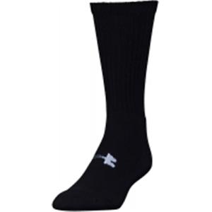 Under Armour Tactical HeatGear Duty Boot Socks US Men/'s MD 8-11 Black 1292917