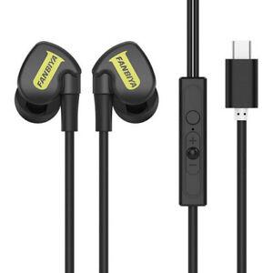 USB-Type-C-Stereo-In-Ear-Earphone-Headset-SPORT-Headphone-w-Mic-FOR-Samsung-HTC