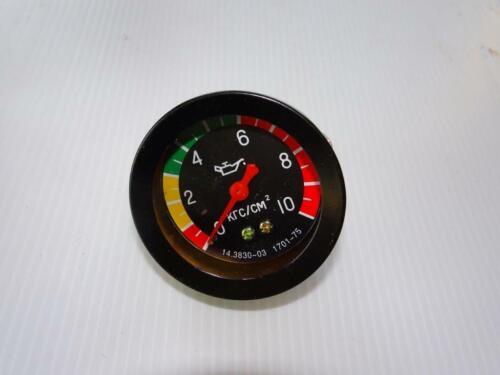 Öldruckmanometer Öldruckanzeige RS09 GT124 T175 T174 W50 ZT Ölmanometer IFA DDR