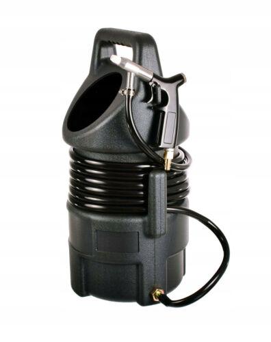 10L Portable Air Sand Blaster Kit Compressor Abrasive Blasting Tank Gun