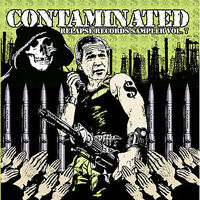 Contaminated: Relapse Records Sampler 7 Various Artists MUSIC CD