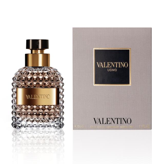 VALENTINO UOMO 50ML EDT MEN NEW SEALED BOX.