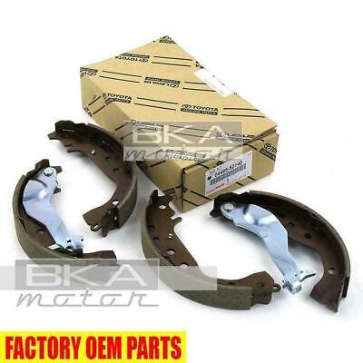 For 2007-2018 Toyota Yaris Brake Shoe Set Rear API 31759GN 2008 2009 2010 2011