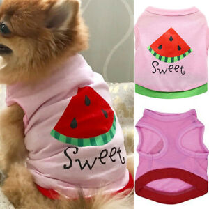 Cute-Watermelon-Pattern-Small-Pet-Dog-Cat-Summer-Vest-Puppy-T-Shirt-Clothes-Coat