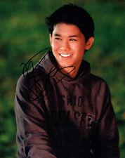 Booboo STEWART SIGNED Autograph 10x8 Photo AFTAL COA The Twilight Saga