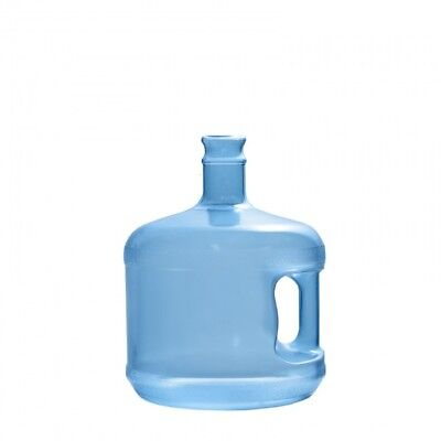 2 Pack 3 Gallon Polycarbonate and BPA Free Reusable Water Bottle Jug Container