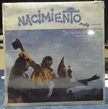 """Grupo Nacimiento LP """"los Musicos Ambulantes Canciones Infantiles Melopea Records"""