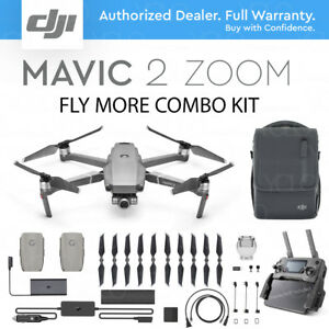 650f0de6218 DJI MAVIC 2 ZOOM with 2x Optical ZOOM. 12 MP Camera + FLY MORE COMBO ...