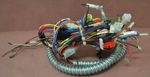 kitchenaid whirlpool wall oven main wire harness assembly w10632451 rh ebay com