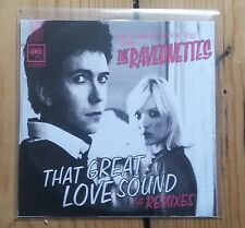 The Raveonettes That Great Love Sound remixes Promo CD EP