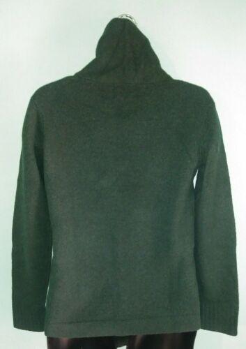 ACNE Men's CADLEY AW10 Sz XS /S?Green Long Sleeve