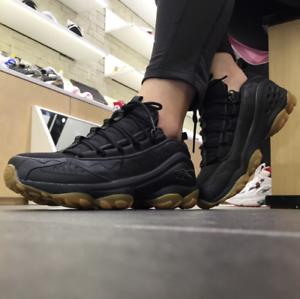 754a2d6b7a88 Image is loading Reebok-DMX-Run-10-Gum-Shoes-Sneakers-Black-