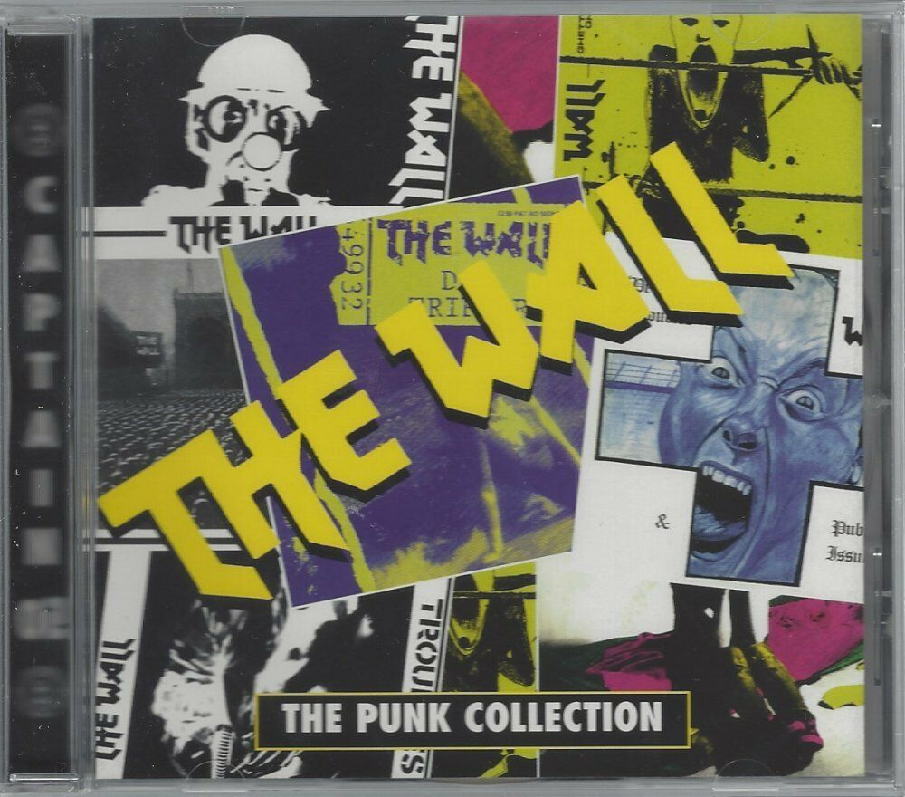 Wall - Punk Collection (1998) | eBay