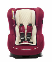 Cosmo 0-4 Yr Rear And Forward Facing Recliner Car Seat Red Rrp £90