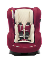 Cosmo 0-4 Yr Rear And Forward Facing Recliner Car Seat Red Rrp £90 Ff