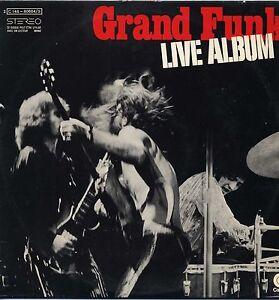 GRAND-FUNK-RAILROAD-034-LIVE-ALBUM-034-ORIG-FR-1971-BIEM-2-LPs