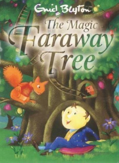 The Magic Faraway Tree-Enid Blyton