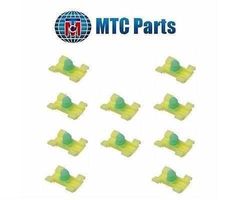 Set of 10 Moulding Clips MTC 51138166675 BMW E38 E39 528i 540i 740i